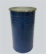 Metallic drum with lid - 120 litres volume (diameter 450 mm)