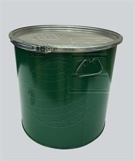 Open-head metallic drum - 70 litres volume