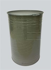 "Metallic drum with lid - 285 litres volume ""MATRIOSKA"""