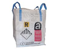 Big Bags approved for asbestos UN+R+A